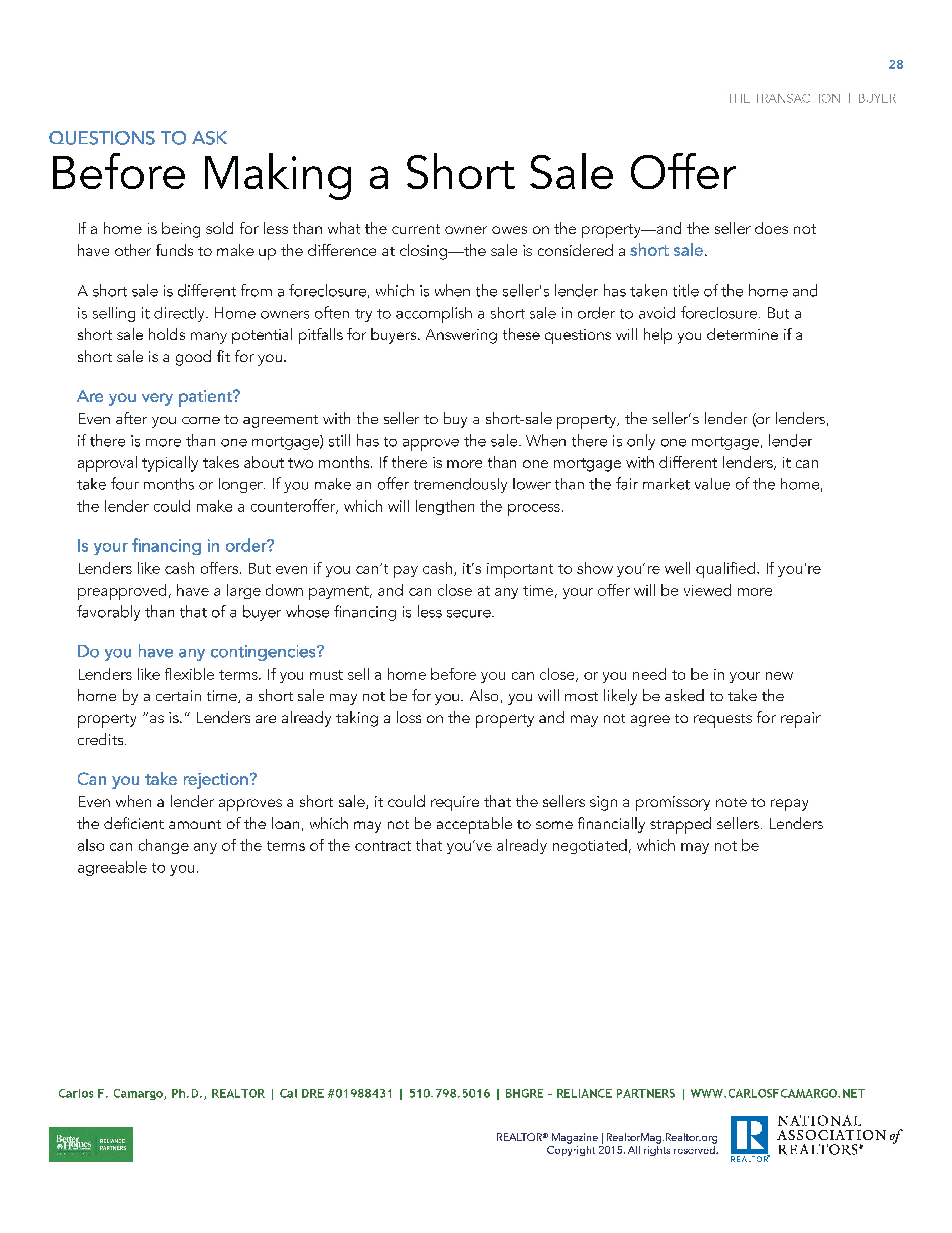 Buying a House Archives - Page 2 of 4 - #NoPlaceLikeHome_EastBay